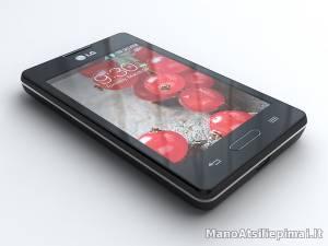 Atsiliepimai LG Optimus L4 II E440
